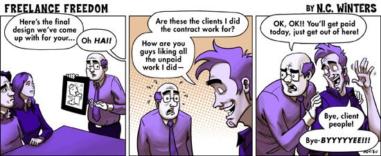 Freelance-Freedom