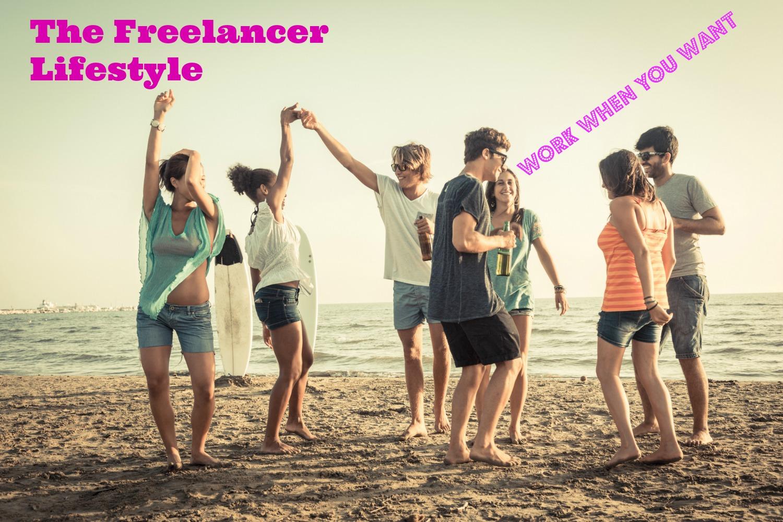 The Freelancer Lifestyle