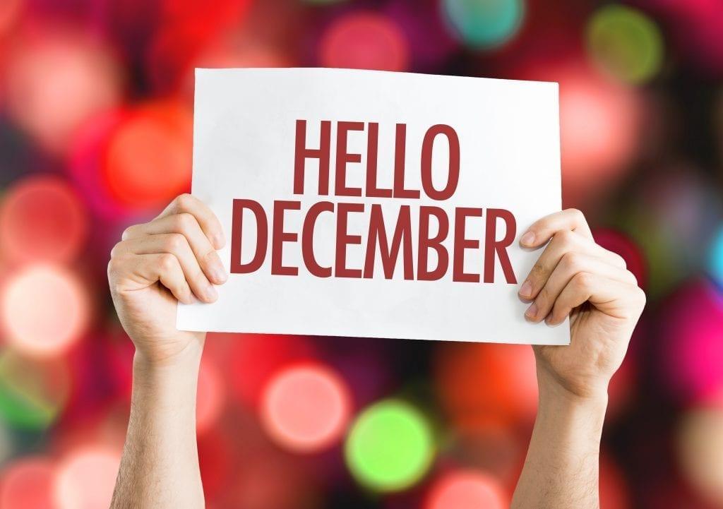 Christmas and freelancing