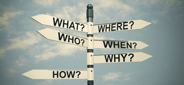 New client? Don't rush into it, ask these questions first.