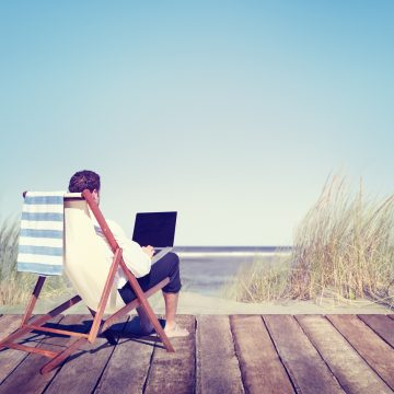 freelancer holidays