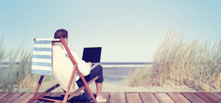 How to take a holiday without abandoning your freelance business