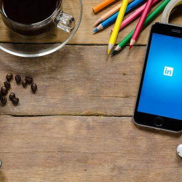 LinkedIn profile for freelancers