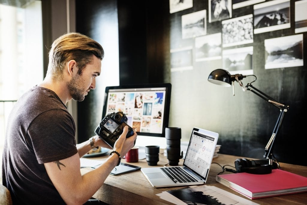 How to Set Up a Freelance Photography Business
