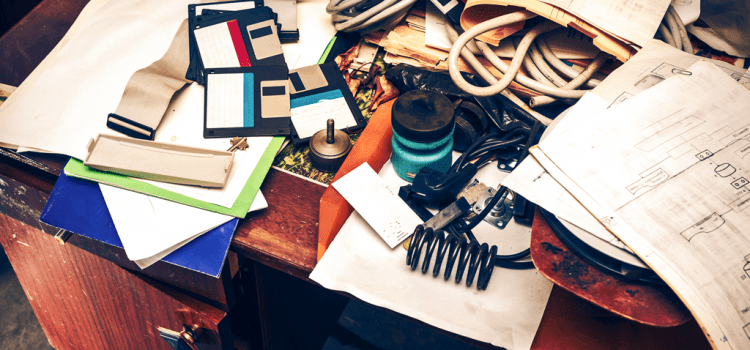 Why Your Clutter Clouds Your Mind