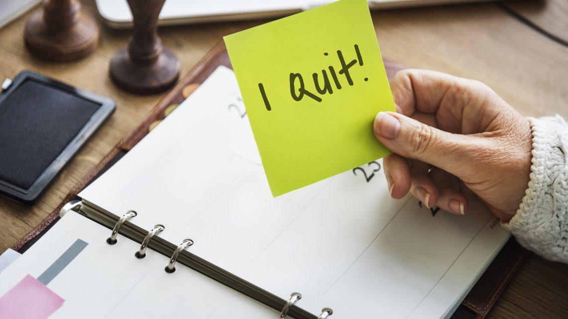 Freelancers Quit