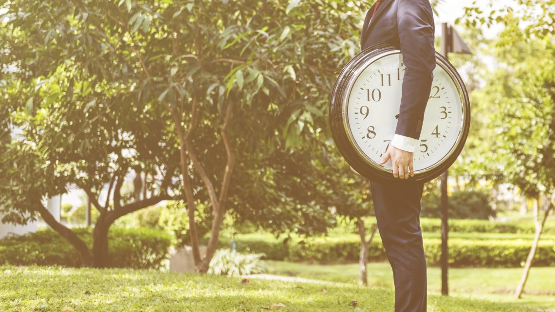 Tracking Your Time