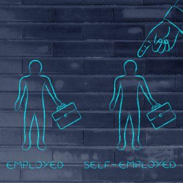 self employed advice
