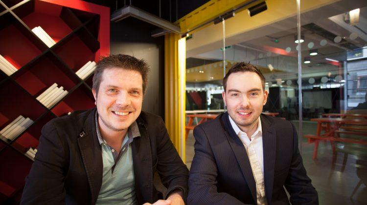 Dan and Ivo from albert.com
