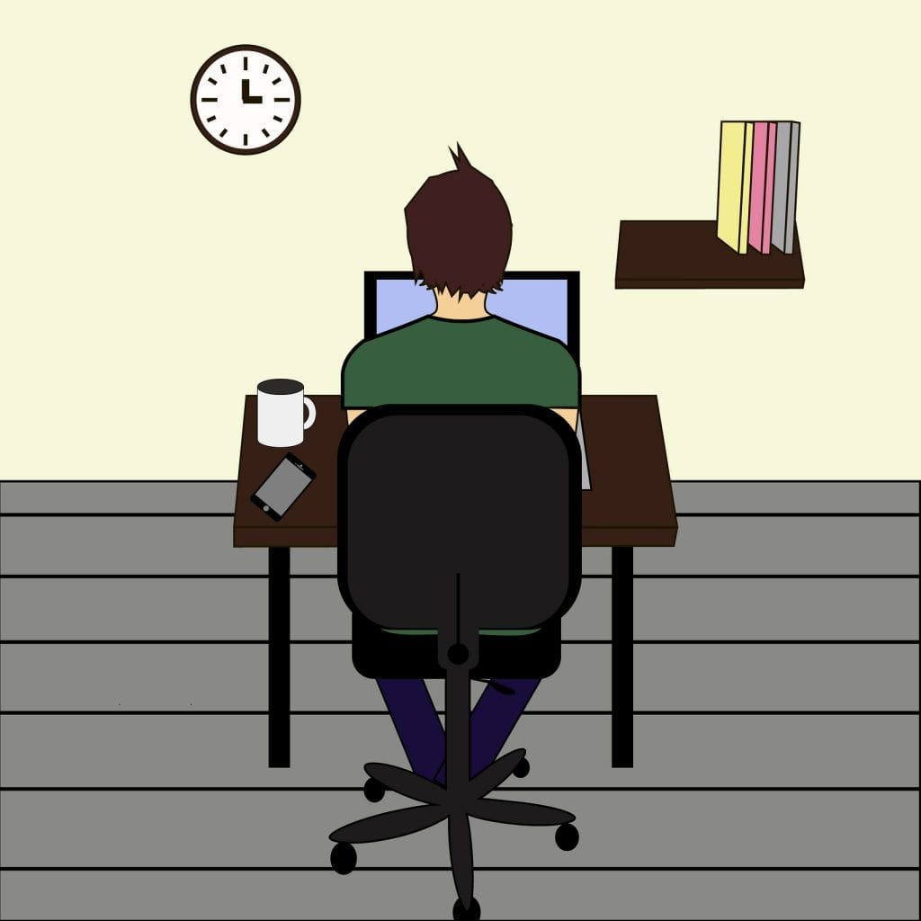 lack of security when freelancing