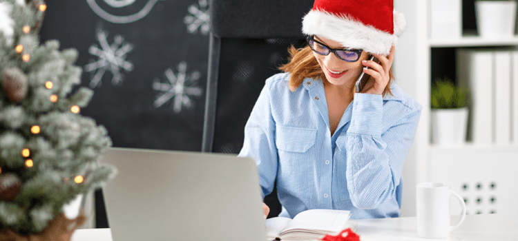 6 Ways to Keep Your Freelance Business Running Over Christmas