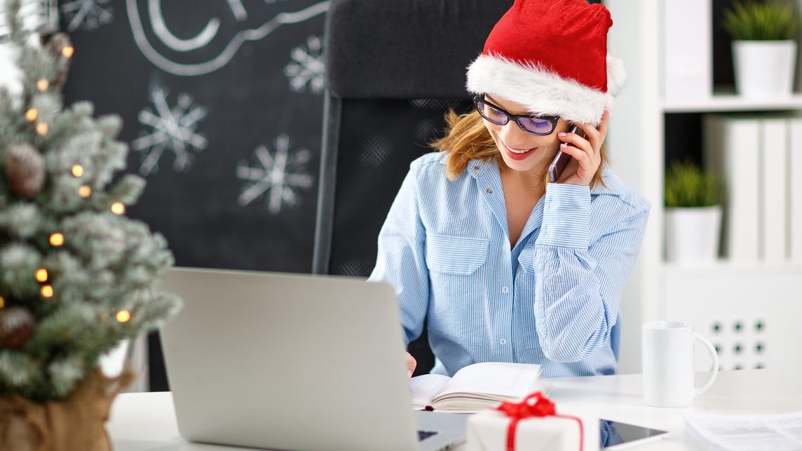 How to keep your freelancer business over Christmas