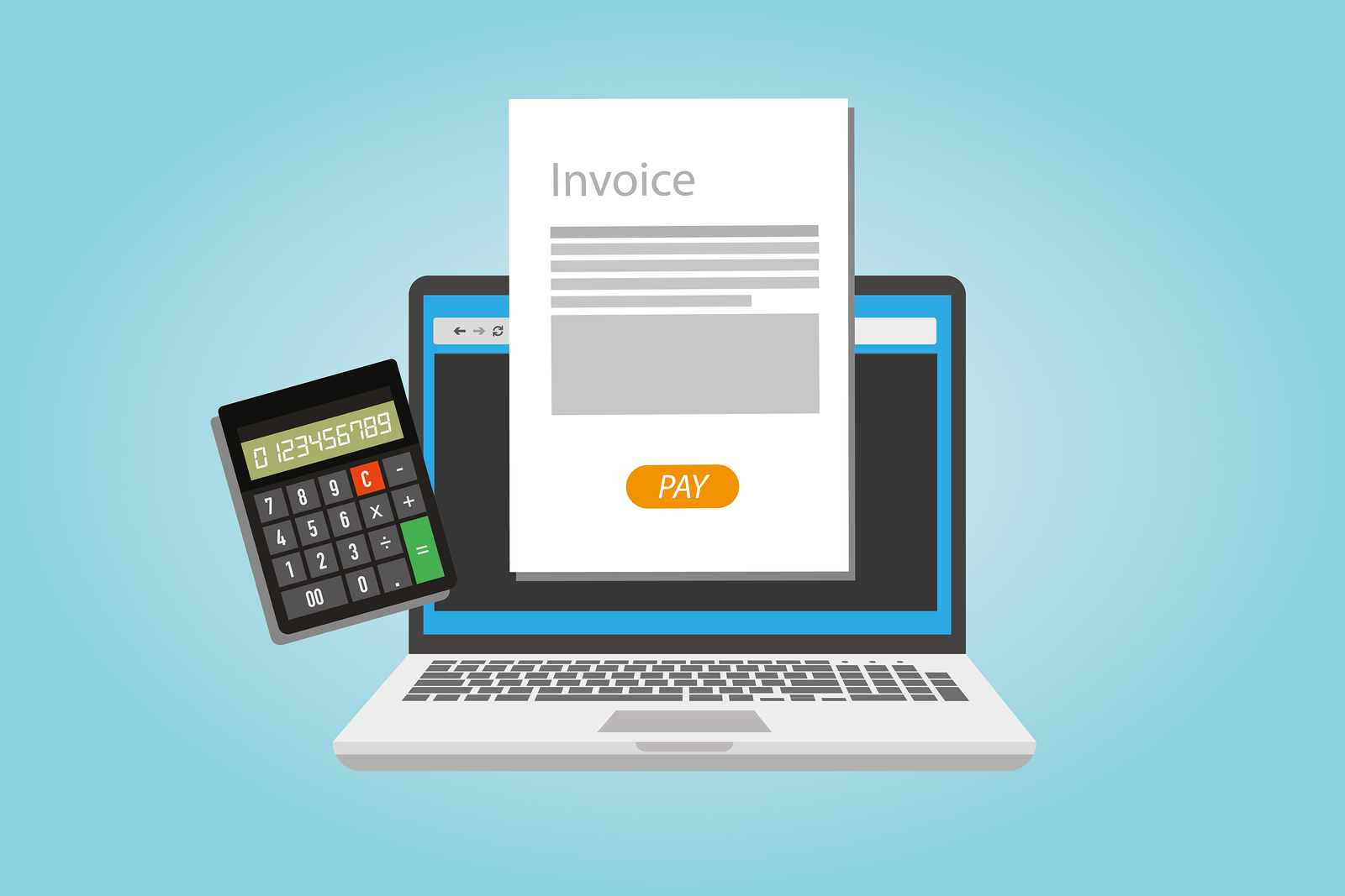 How To Invoice For Freelance Work And Get Paid On Time - How to send an invoice for freelance work