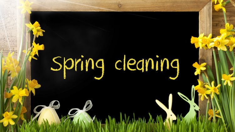 Business Spring Clean