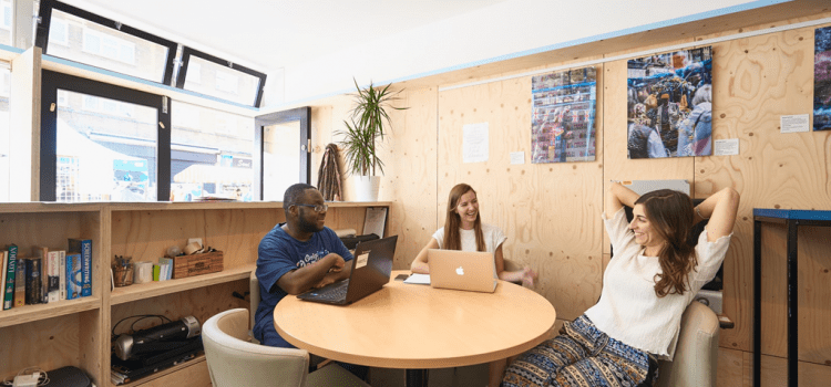 Hatch Enterprise talk entrepreneur tribes, coworking spaces and female founders