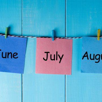 Quiet Summer Months
