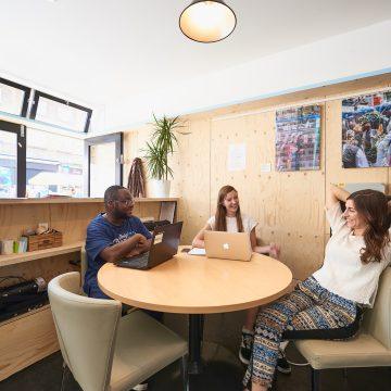 Hatch Enterprise Talk Coworking Spaces