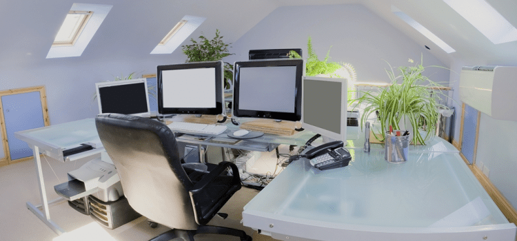 Five Key Items for Your Home Office