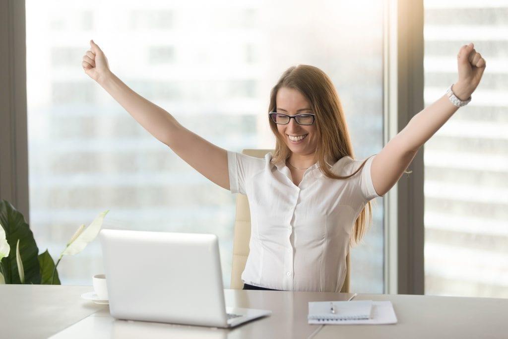 Freelancers Feeling Positive