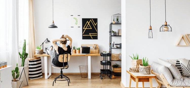 A Quick Guide to Setting up and Working from a Home Office