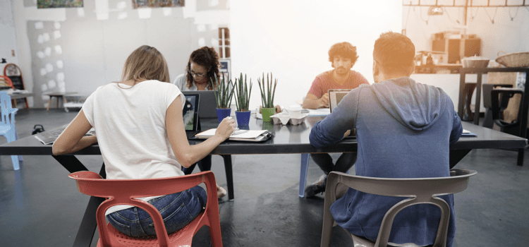 Freelancing Parents: Heard of Co-Working Spaces with Childcare?