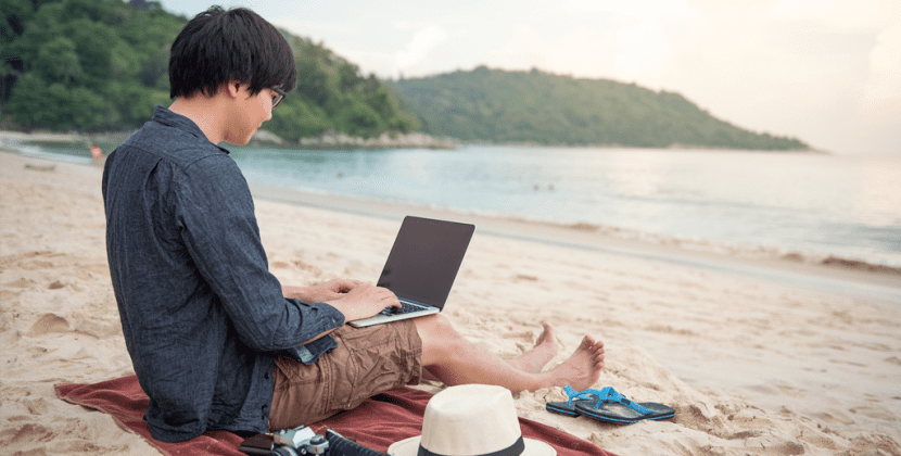 How to Remain a Digital Doyen as You Travel the World