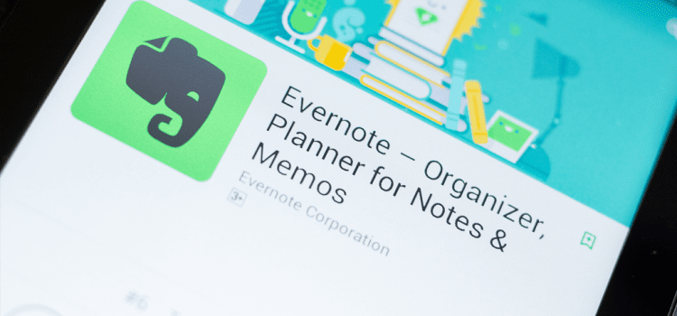 Note-Taking Tools for Freelancers: Evernote