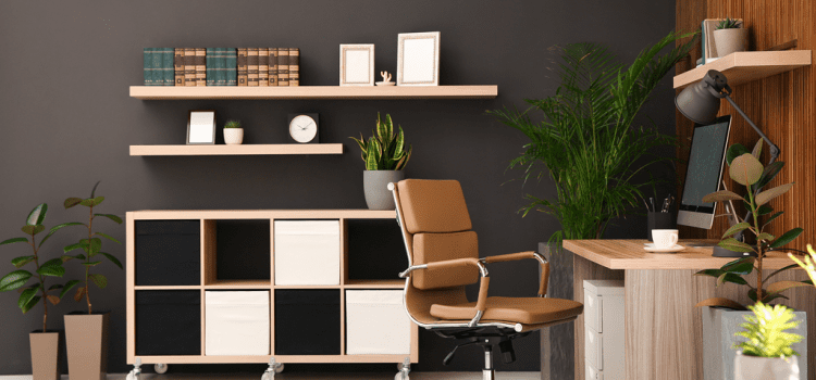 Cheap and Cheerful Ways To Rid Your Home Office Of Clutter