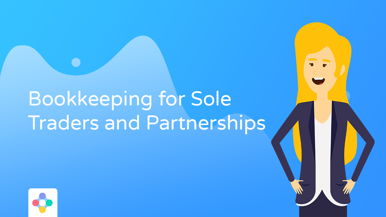 Bookkeeping for Sole Traders and Partnerships